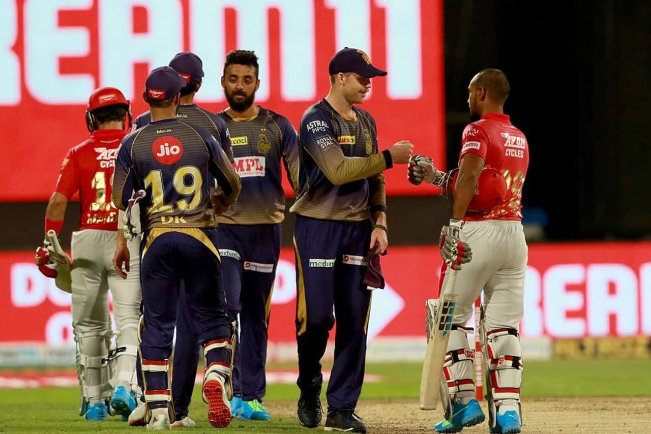 IPL 2020 – KKR vs KXIP Highlights & Analysis Kings XI Punjab Defeated Kolkata Knight Riders by 8 Wickets, Register 5th Consecutive Win & Reached Top 4 in Points Table