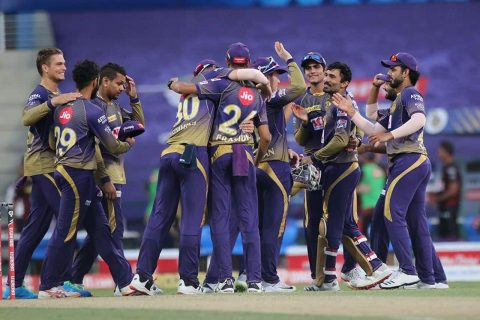 IPL 2020 KXIP vs KKR, Kolkata Knight Riders defeated Kings XI Punjab by 2 Runs in Last-Over Thriller, Rahul & Mayank's Fifty Go in Vain