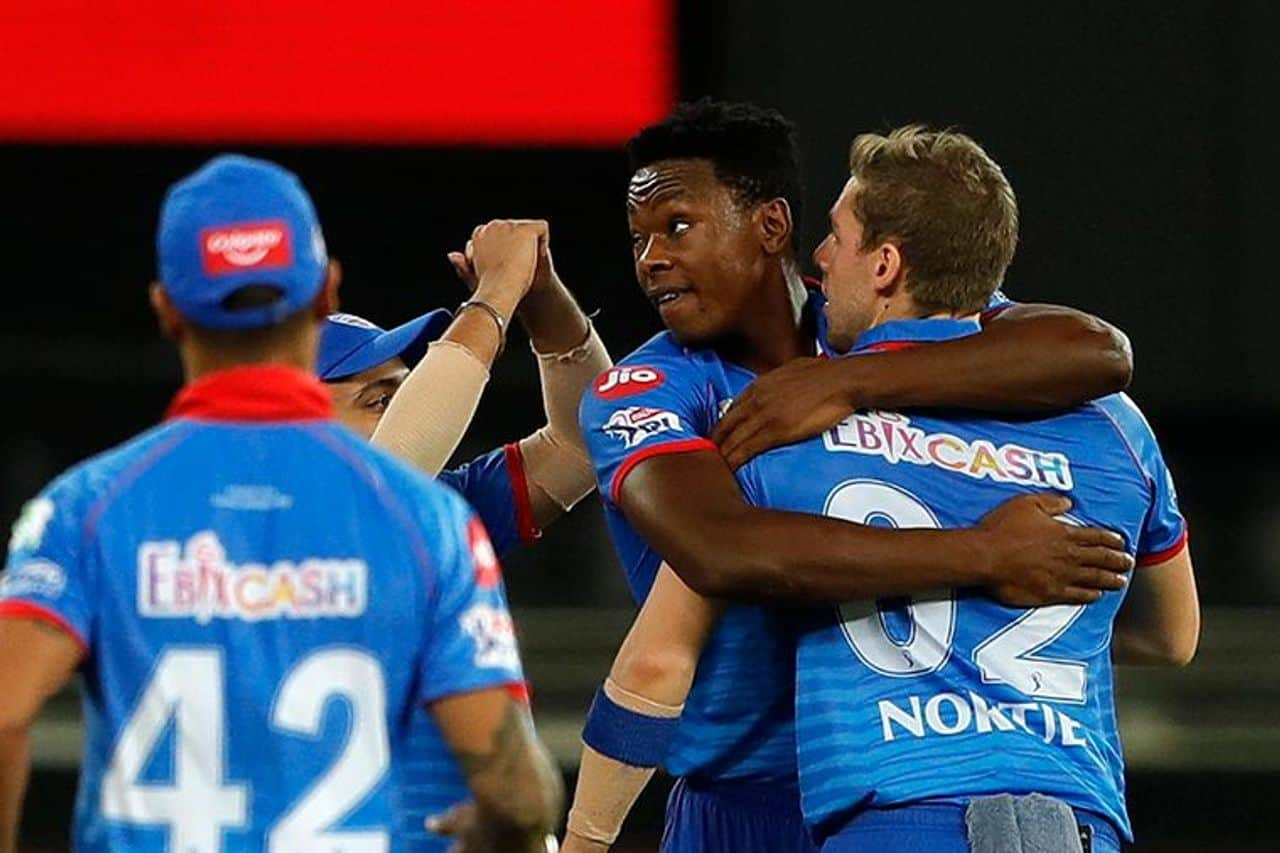 IPL 2020: Kagiso Rabada Heaps Praise On Tushar Deshpande