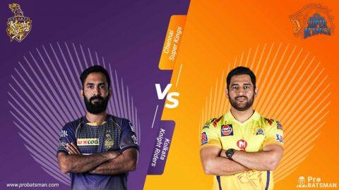 IPL 2020 Kolkata Knight Riders (KKR) vs Chennai Super Kings (CSK) - Match Details, Playing XI, Squads, Pitch Report, Head-to-Head – October 7, 2020