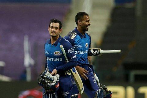 IPL 2020 MI vs KKR, Mumbai Indians Defeated Kolkata Knight Riders by 8 Wickets and Tops the Points Table