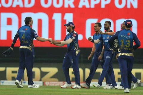 IPL 2020: MI vs RR, Mumbai Indians Biggest Ever Win Against Rajasthan, Defeated Royals by 57 Runs, Topped The Points Table