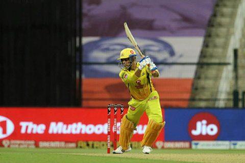 IPL 2020 MS Dhoni Completes 4000 Runs as CSK Captain