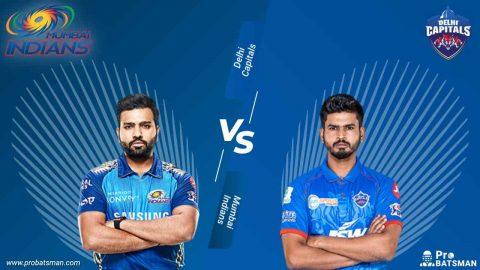 IPL 2020 Mumbai Indians (MI) vs Delhi Capitals (DC) - Match Details, Playing XI, Squads, Pitch Report, Head-to-Head, Dream11 Fantasy Team – October 11, 2020