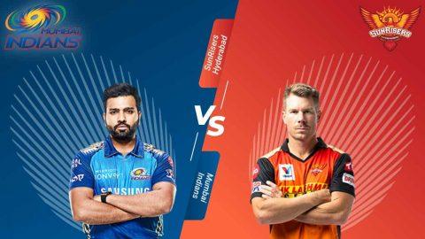 IPL 2020 Mumbai Indians (MI) vs SunRisers Hyderabad (SRH) - Match Details, Playing XI, Squads, Pitch Report, Head-to-Head– October 4, 2020