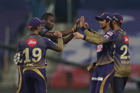 IPL 2020 Points Table: Kolkata Knight Riders (KKR) Jumped To the Third Position After Marking The Win Against Chennai Super Kings