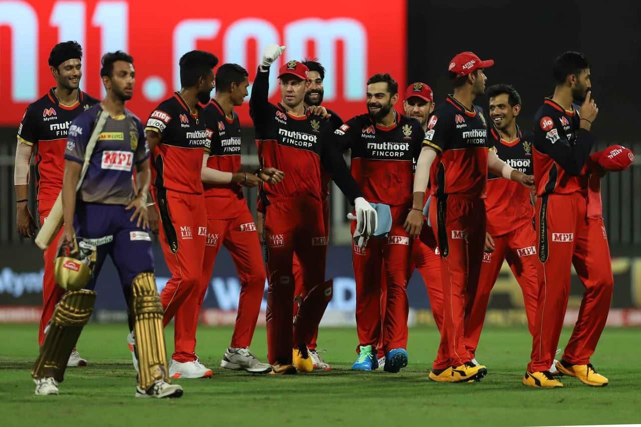 IPL 2020: RCB Vs KKR, Royal Challengers Bangalore Defeated ...