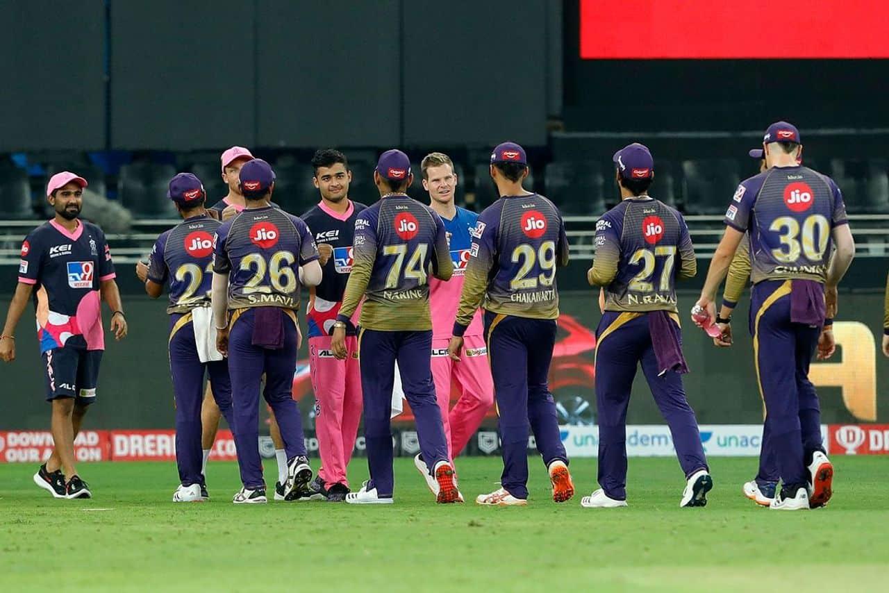 IPL 2020: RR vs KKR, Kolkata Knight Riders Thrashes Rajasthan Royals to Register Second Win of The Tournament