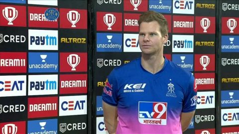"""IPL 2020, RR vs MI - Who Said What: """"Very pleased, that's what we're crying for"""" -Steve Smith"""