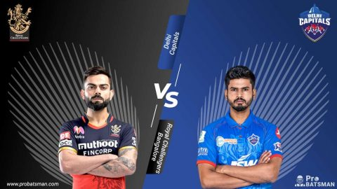 IPL 2020: Royal Challengers Bangalore (RCB) vs Delhi Capitals (DC) - Match Details, Playing XI, Squads, Pitch Report, Head-to-Head – October 5, 2020