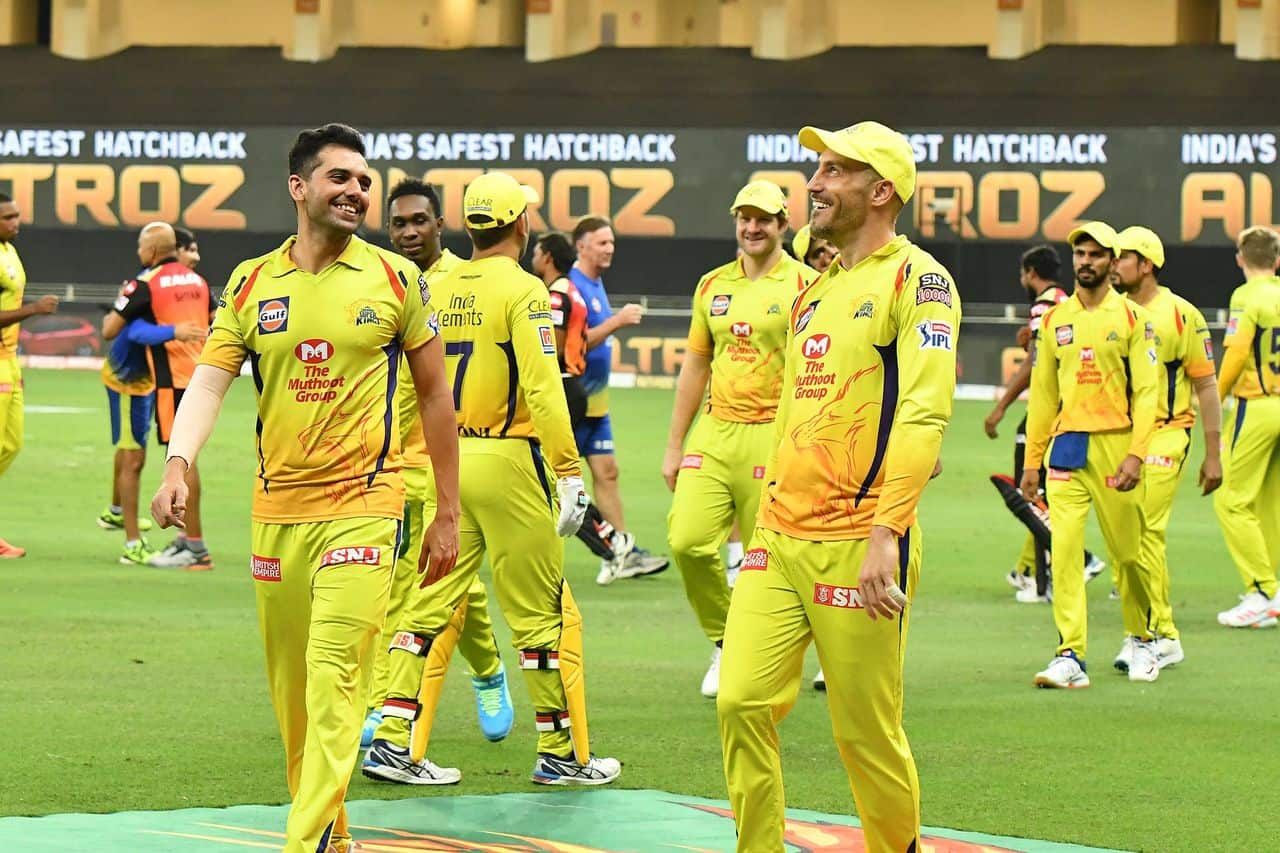 IPL 2020: SRH vs CSK, Chennai Super Kings Beat SunRisers Hyderabad by 20 runs; Super Kings' Third Win in 8 Matches, Reached Number Six in Points Table