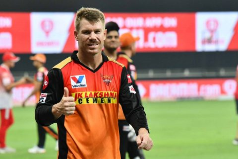 IPL 2020: SRH vs KXIP, Was Bit Nervous While Nicholas Was Hitting- David Warner After Winning The Match