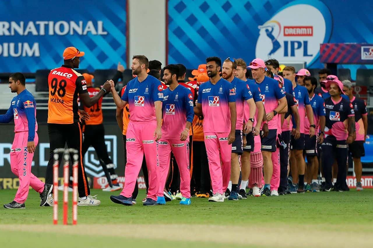 IPL 2020: SRH vs RR, Rahul Tewatia-Parag Overturn The Match, Snatch Victory From Hyderabad by Scoring 69 Runs in Last 5 Overs, Royals First Win After Losing 4 Consecutive Matches