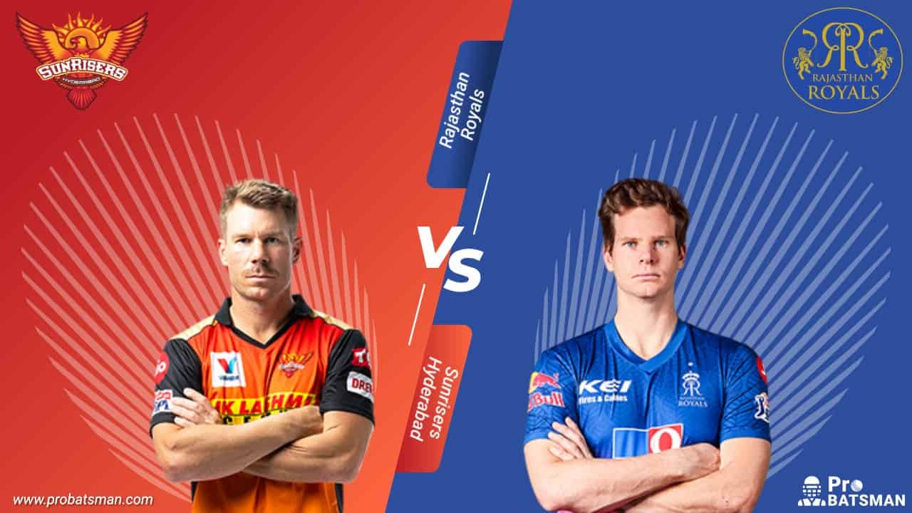 IPL 2020: SunRisers Hyderabad (SRH) vs Rajasthan Royals (RR) Match Details, Playing XI, Squads, Pitch Report, Head-to-Head, Dream11 Fantasy Team – October 11, 2020