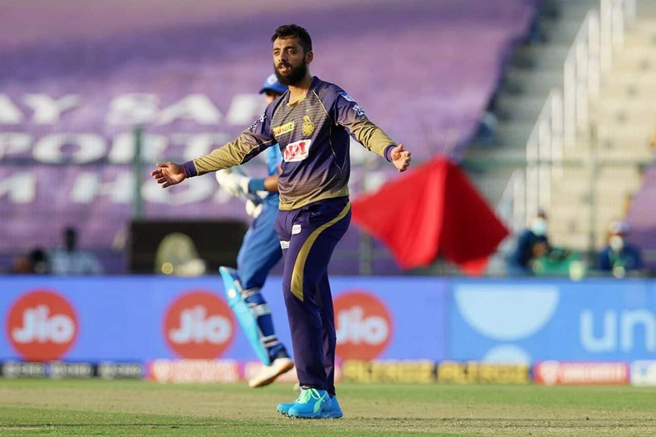 IPL 2020: Varun Chakravarthy's Five-Wicket Haul Helps Kolkata Knight Riders Beat Delhi Capitals By 59 Runs