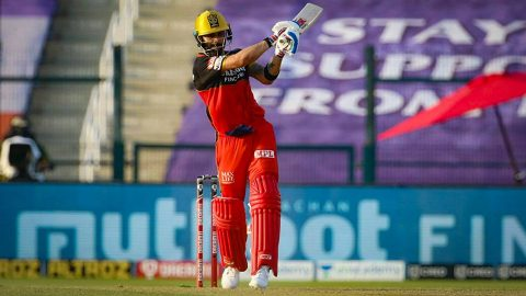 IPL 2020 Virat Kohli Becomes First Batsman To Score 5500+ Runs In IPL History