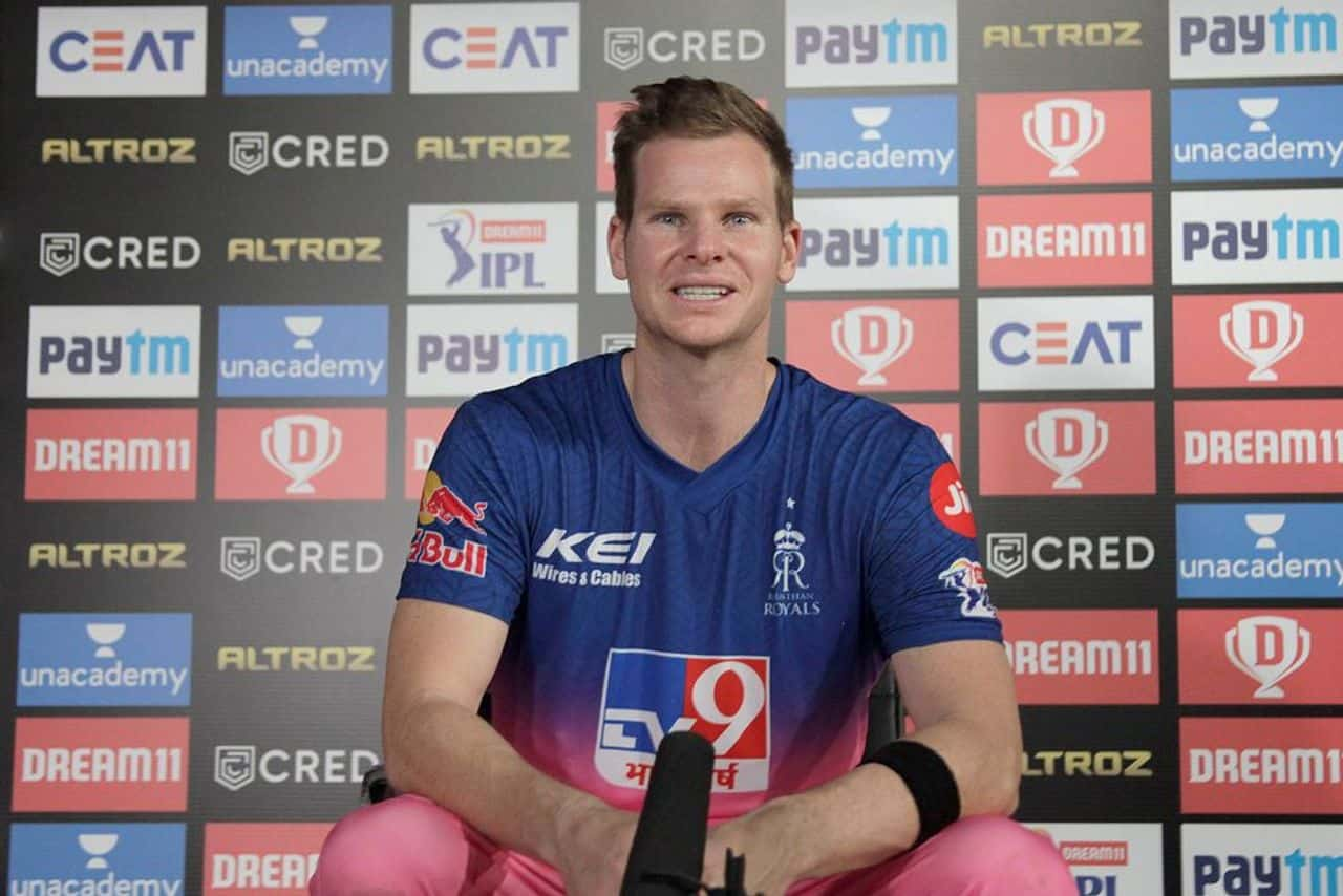 IPL 2020: We'll See If He Plays, Says Steve Smith On Whether Ben Stokes Will Play The Next Match