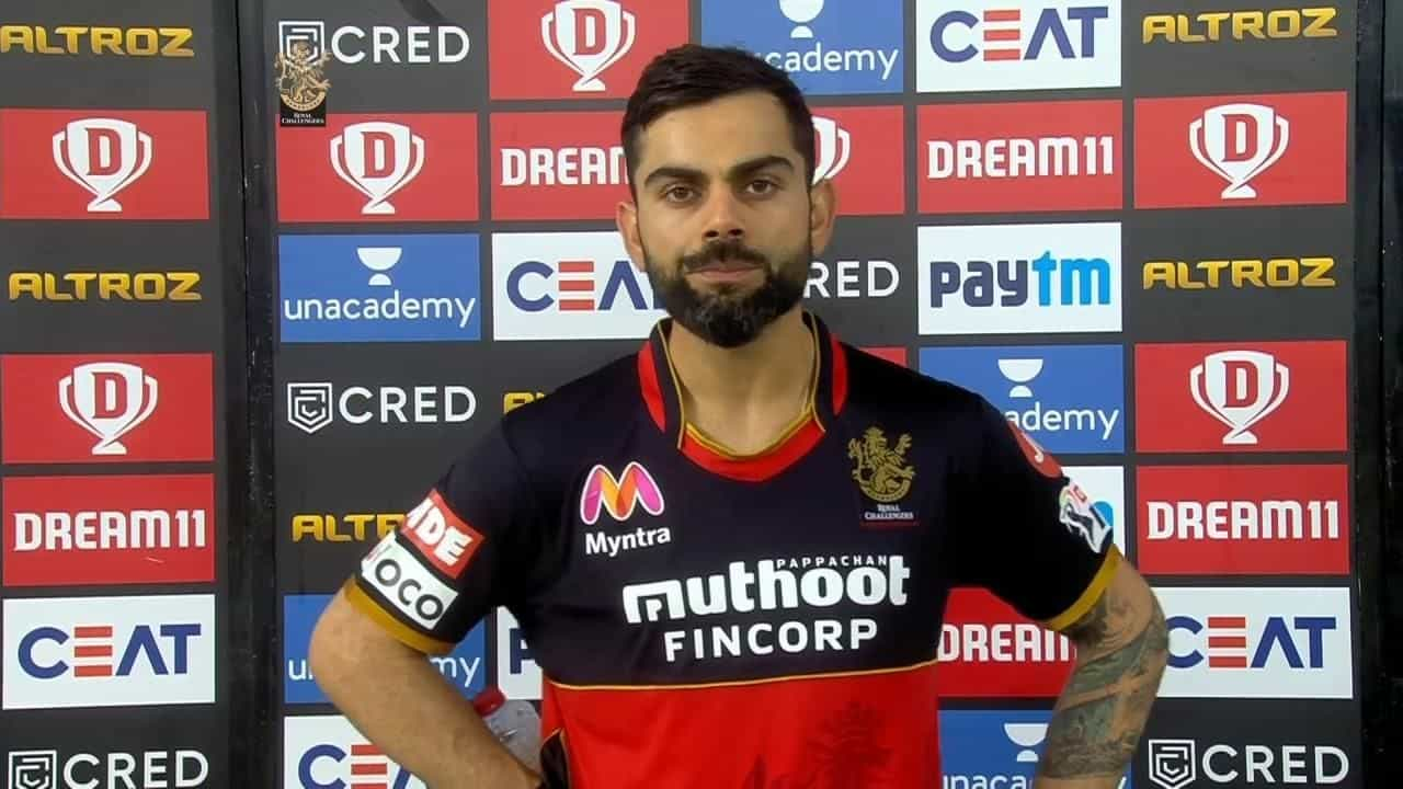 IPL 2020: We Need to Grab When The Opportunity Comes Our Way, Says Virat Kohli After Losing The Match