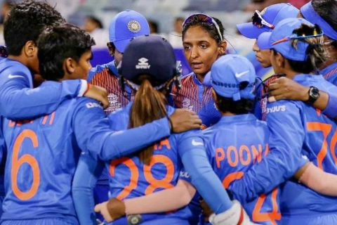 India overtaken New Zealand, Climb to Third in ICC Women's T20 Team Rankings