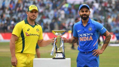 India vs Australia 2020: Full Schedule -- Dates, Venues And Timings