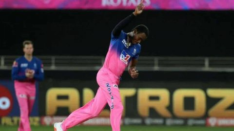 IPL 2020 KKR vs RR: Fast Bowler Jofra Archer has Bowled The Fastest Ball of This Season