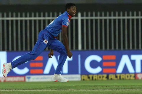 Kagiso Rabada - Fastest 50 Wickets in IPL
