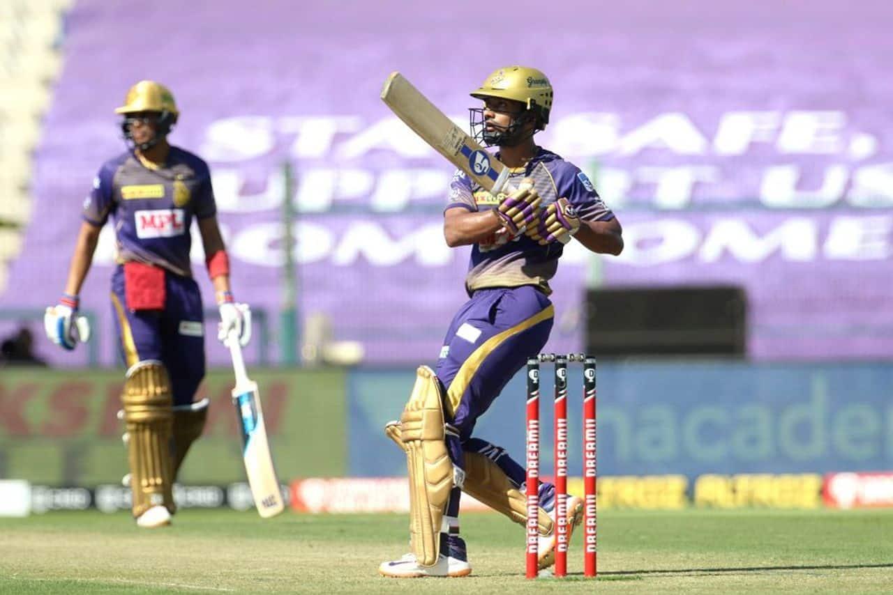 Kolkata Knight Riders' Batsman Rahul Tripathi Reprimanded For Breach of IPL Code of Conduct Against SunRisers Hyderabad (SRH) Match