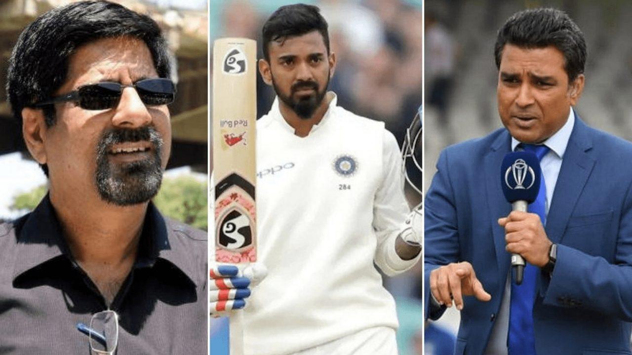 Sanjay Manjrekar Can't Think Beyond Bombay: Kris Srikkanth Slams Sanjay Manjrekar For Questioning KL Rahul's Test Selection