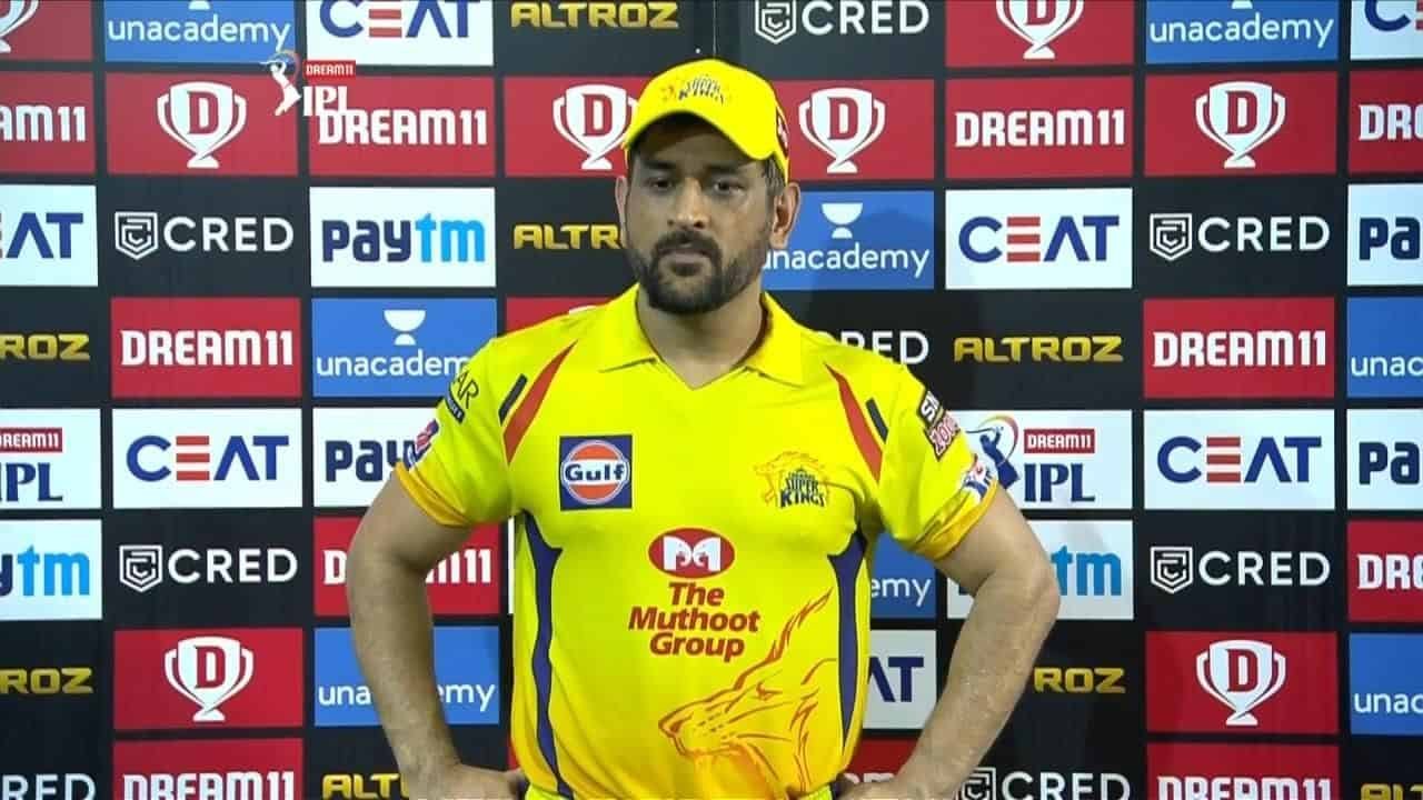 IPL 2020: KKR vs CSK, We Need To Adapt Better With The Bat And I Don't Think We Did That: MS Dhoni