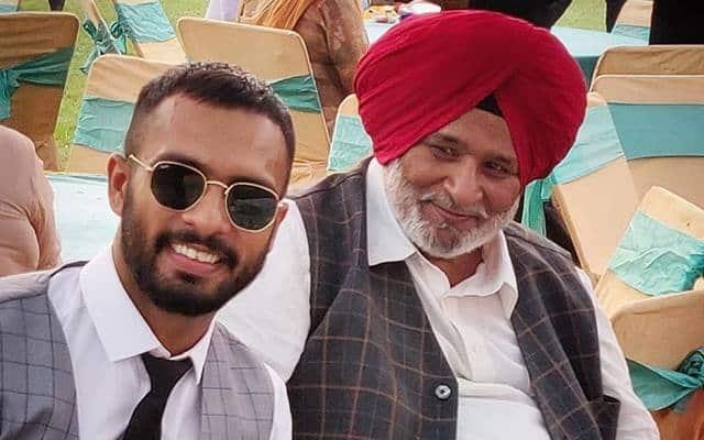Kings XI Punjab (KXIP) Batsman Mandeep Singh's Father Hardev Singh Passes Away