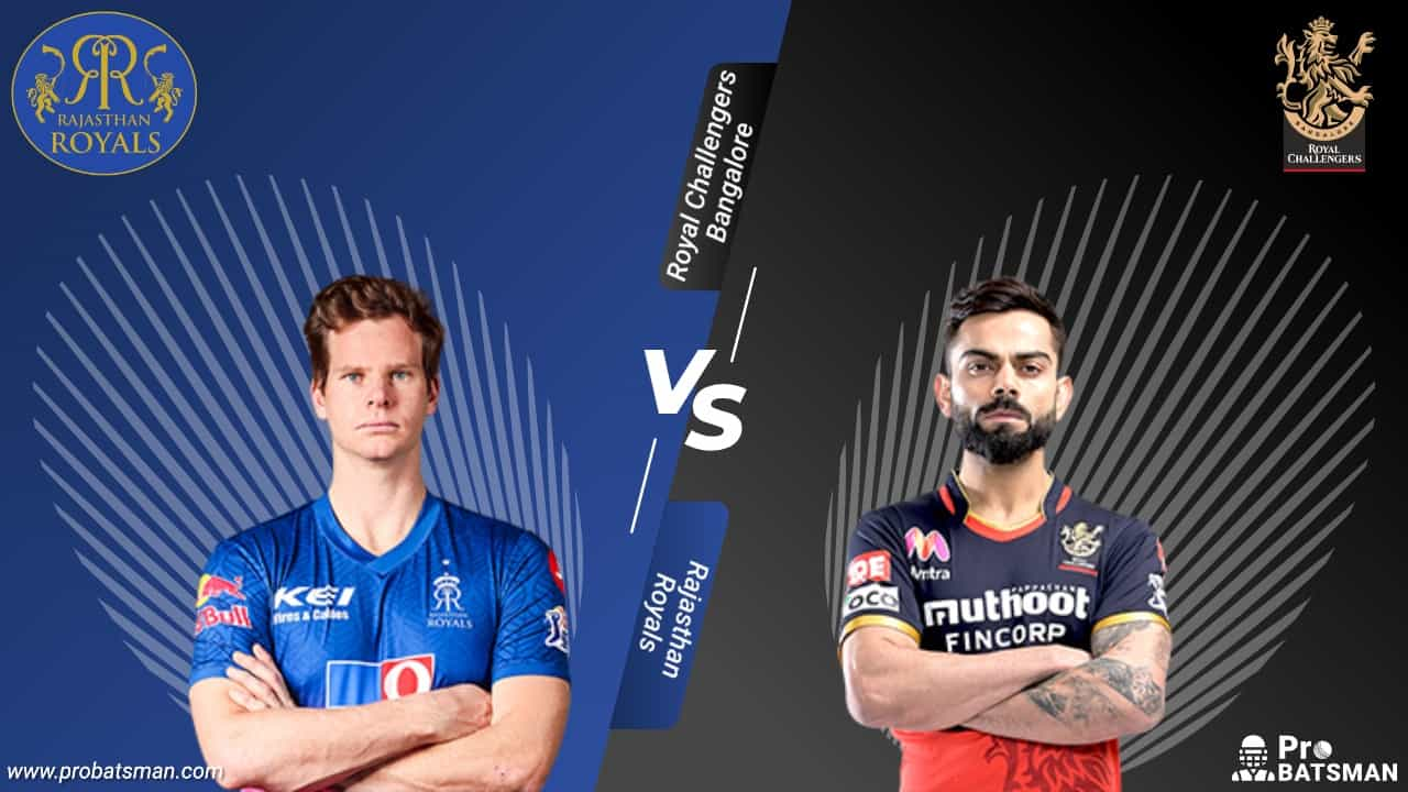 IPL 2020 RR vs RCB Dream11 Fantasy Team: Rajasthan Royals vs Royal Challengers Bangalore, Probable Playing 11, Pitch Report, Weather Forecast, Captain, Head-to-Head, Squads, Match Updates – October 17, 2020