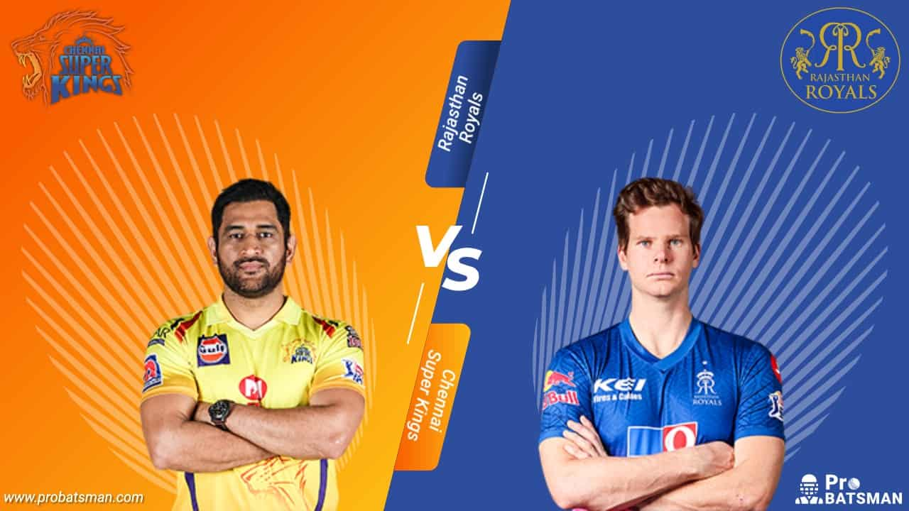 IPL 2020 CSK vs RR Dream11 Fantasy Team: Chennai Super Kings vs Rajasthan Royals, Probable Playing 11, Pitch Report, Weather Forecast, Captain, Head-to-Head, Squads, Match Updates – October 19, 2020