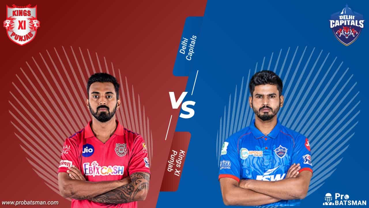 IPL 2020 KXIP vs DC Dream 11 Fantasy Team: Kings XI Punjab vs Delhi Capitals, Probable Playing 11, Pitch Report, Weather Forecast, Captain, Head-to-Head, Squads, Match Updates – October 20, 2020