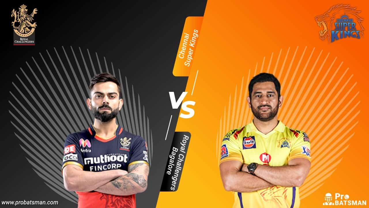 IPL 2020 RCB vs CSK Dream 11 Fantasy Team: Royal Challengers Bangalore vs Chennai Super Kings, Probable Playing 11, Pitch Report, Weather Forecast, Captain, Head-to-Head, Squads, Match Updates – October 25, 2020