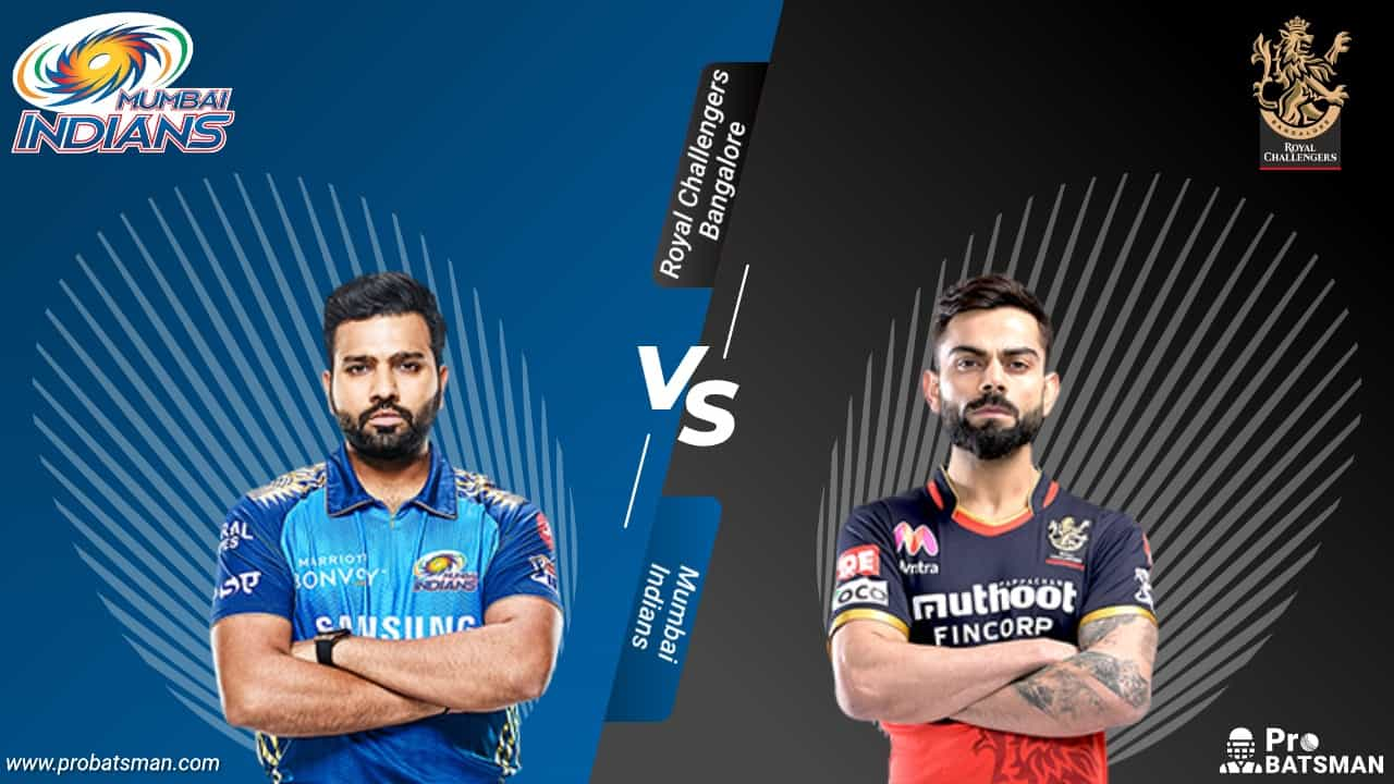 IPL 2020 MI vs RCB Dream 11 Fantasy Team: Mumbai Indians vs Royal Challengers Bangalore, Probable Playing 11, Pitch Report, Weather Forecast, Captain, Head-to-Head, Squads, Match Updates – October 28, 2020