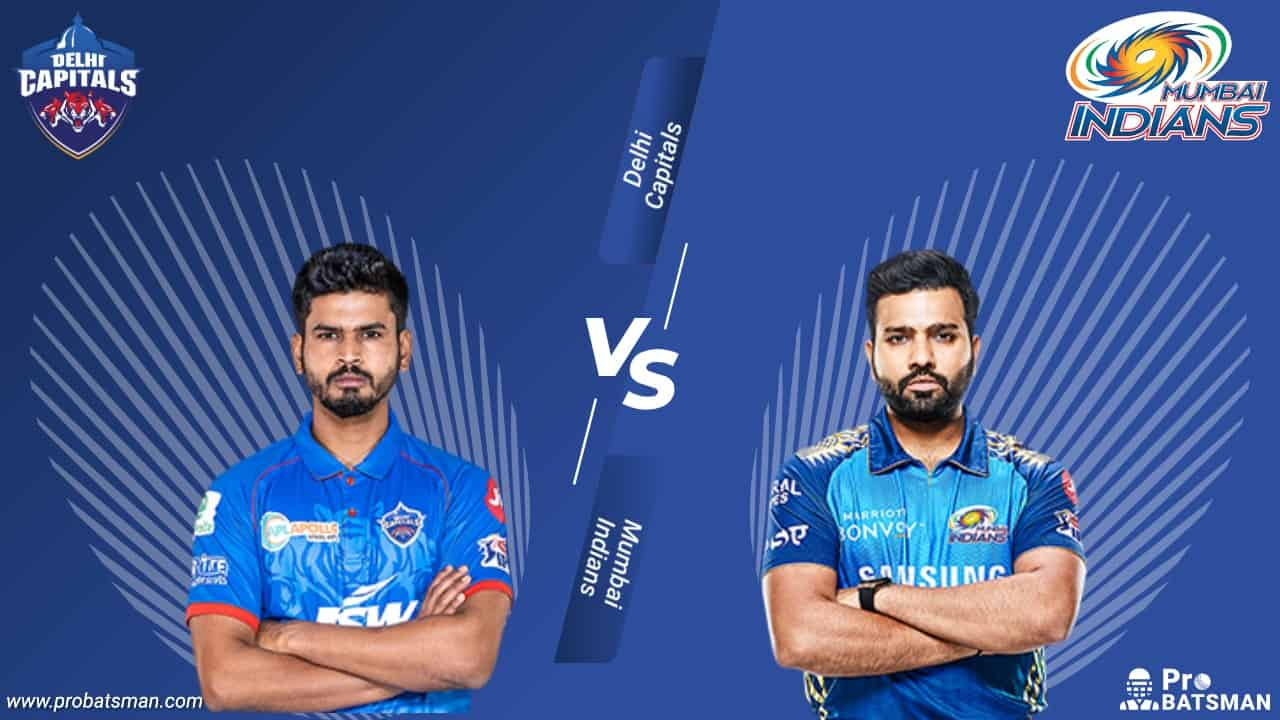 DC vs MI Dream 11 Fantasy Team: Delhi Capitals vs Mumbai Indians, Probable Playing 11, Pitch Report, Weather Forecast, Captain, Head-to-Head, Squads