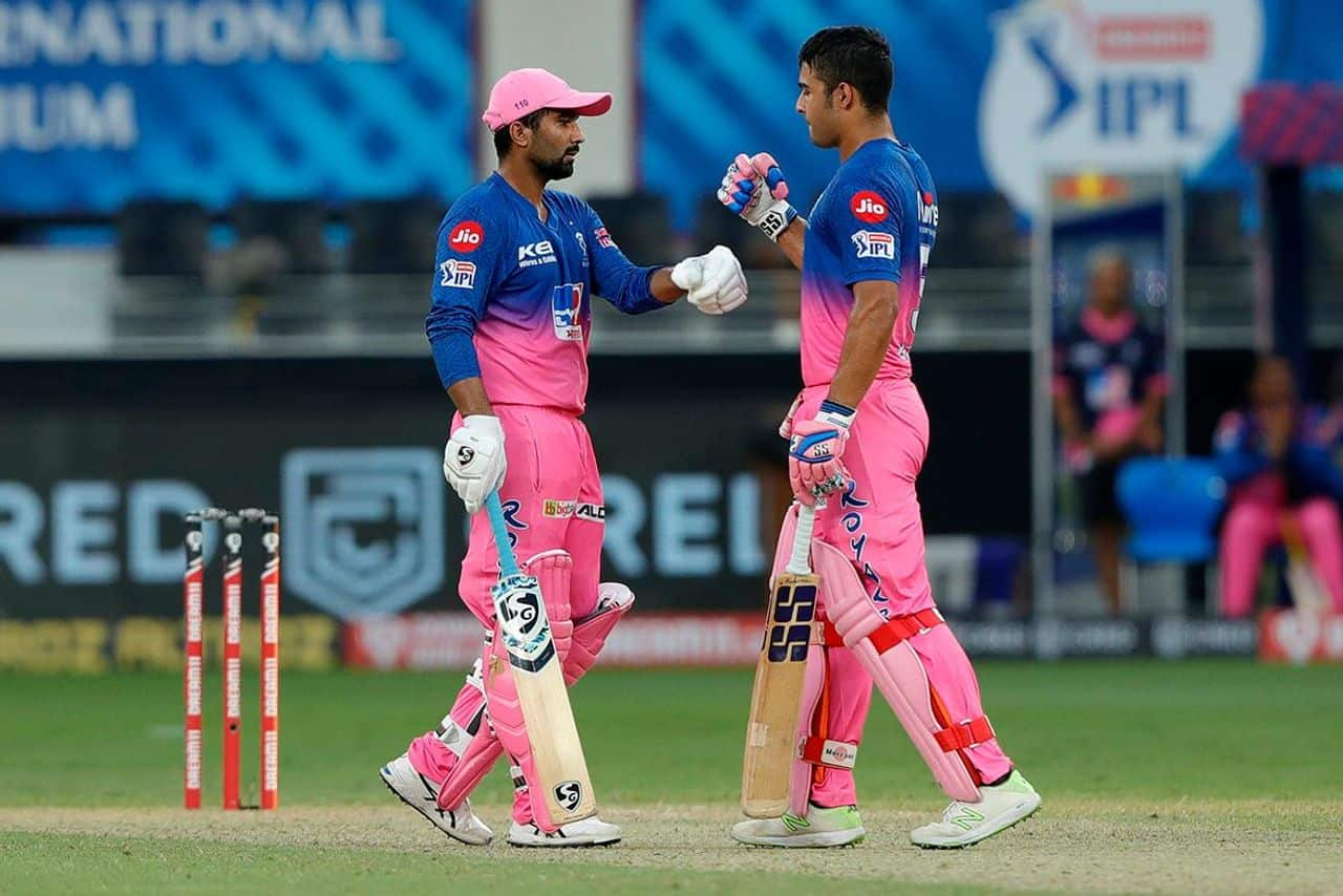 IPL 2020: SRH vs RR, Tewatia-Parag Overturn The Match, Snatch Victory From Hyderabad by Scoring 69 Runs in Last 5 Overs, Royals First Win After Losing 4 Consecutive Matches