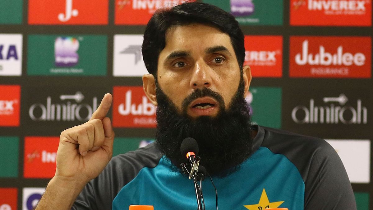 Misbah-ul-Haq Announced His Resignation As Chief Selector of Pakistan Cricket Team