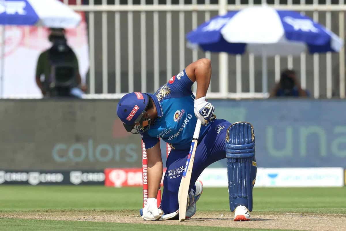 Mumbai Indians' Captain Rohit Sharma May Rule Out of The IPL 2020