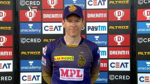 IPL 2020, CSK vs KKR – Who Said What: Nagarkoti Probably Didn't Have Enough Runs to Defend Says Eoin Morgan After Losing The Match