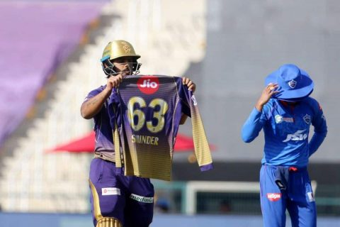 IPL 2020: Nitish Rana Pays Special Tribute To Father-In-Law After Scoring Half-Century