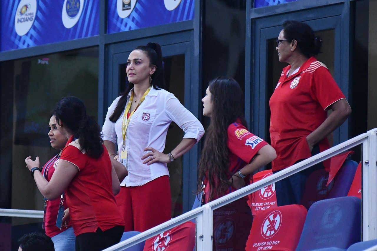 IPL 2020: One-Off Day Doesn't Define Who We Are Says Preity Zinta After KXIP's Loss To RR