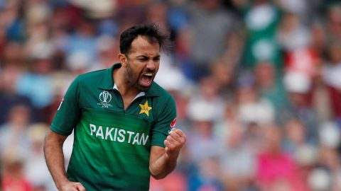 Pakistan Fast Bowler Wahab Riaz Created History, 300 Wickets in T20 Cricket