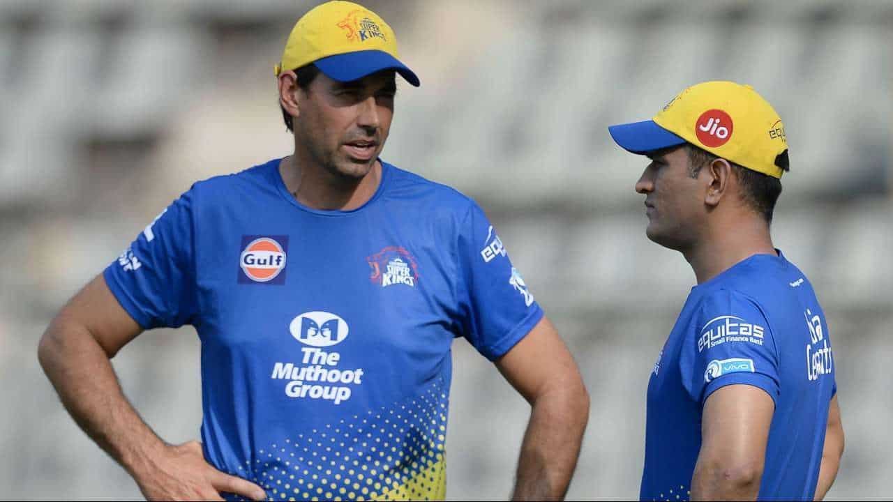 Playoffs Getting Further Away - CSK Coach Stephen Fleming Reacts After CSK Lose to RCB