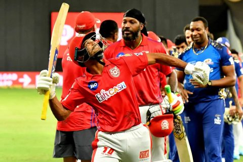 """""""What A Match"""" Trending on Twitter After a Crazy Clash Between Mumbai Indians And Kings XI Punjab"""
