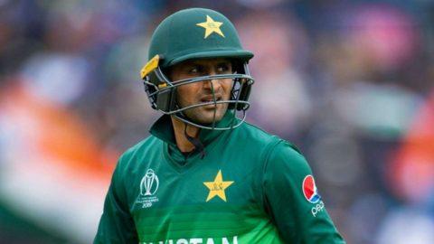Shoaib Malik Replaces Injured Sohaib Maqsood In Pakistan T20 World Cup