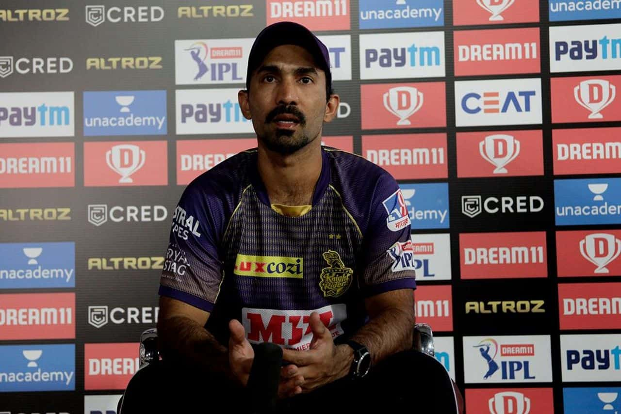 South African was the difference between the two sides Dinesh Karthik on AB de Villiers