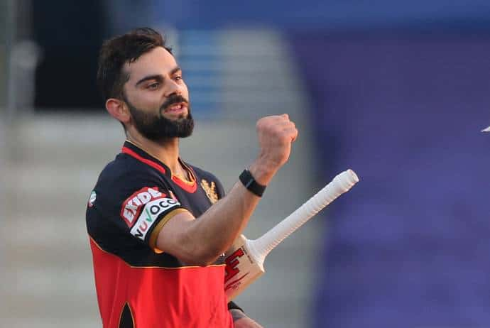 Virat Kohli Becomes The First Indian to Score 9000 Runs in T20 Cricket