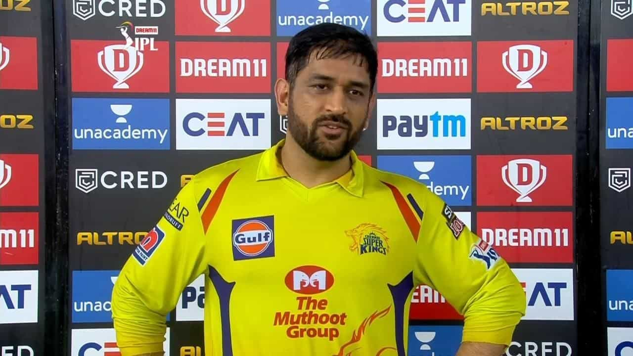 We, Will, Try to Come Back Strong- MS Dhoni After Chennai Super Kings' Loss To SunRisers Hyderabad