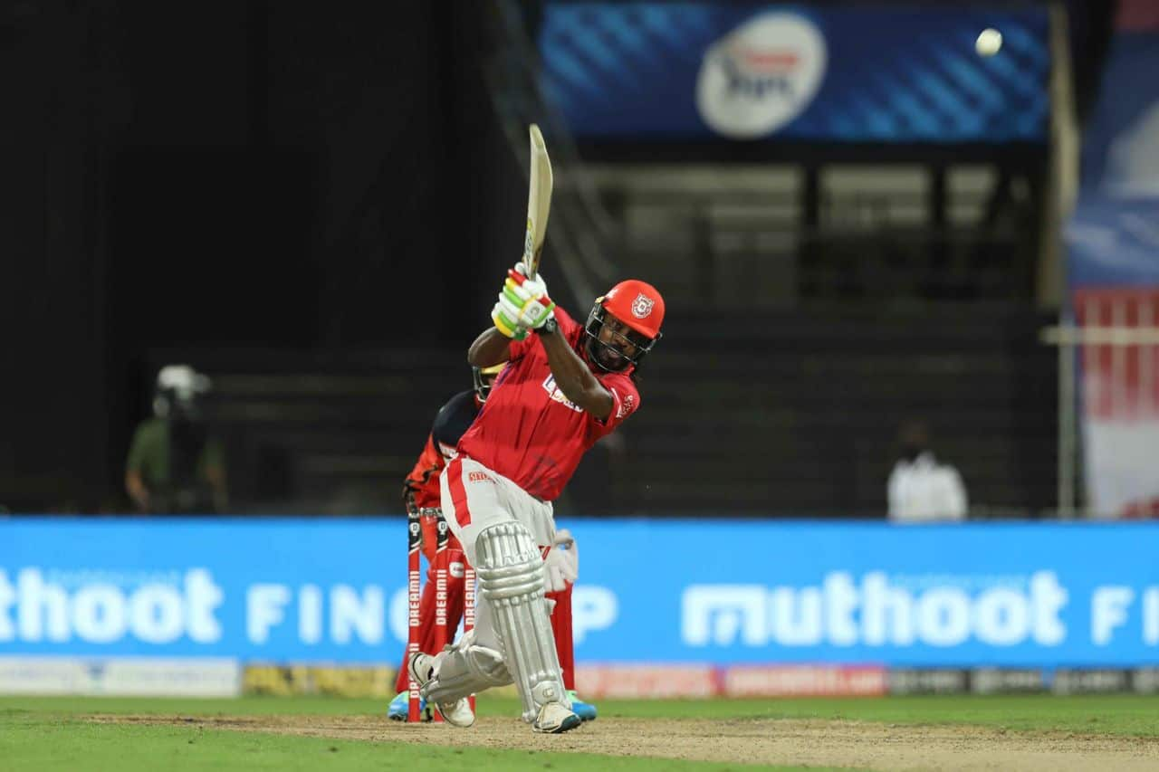 What Was KXIP Thinking, Leaving Gayle Out: Sachin Tendulkar On Not Selecting Chris Gayle In The Playing 11 in The 7 Matches